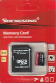 Micro Sd 32g Classe 10