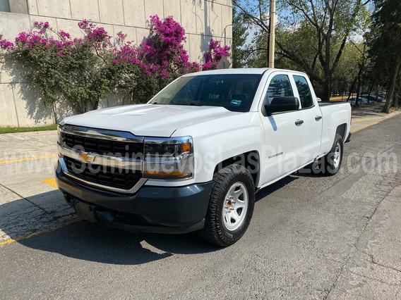 Pick Up Chevrolet Silverado 2016 Cabina Extendida Clima