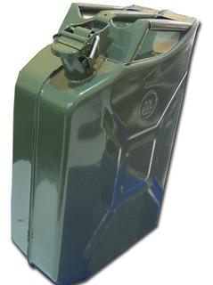 Bidon Metalico Para Combustible 20 Lts Envio Gratis