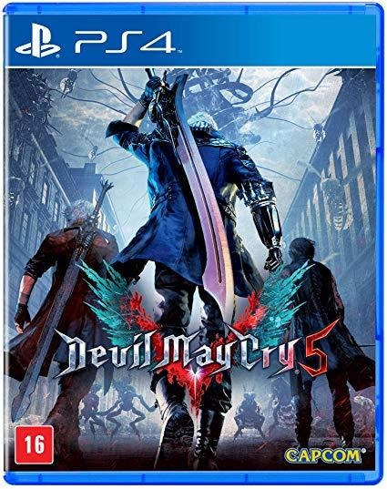 Devil May Cry 5 - Devil May Cry 5 Ps4- Envio Imediato
