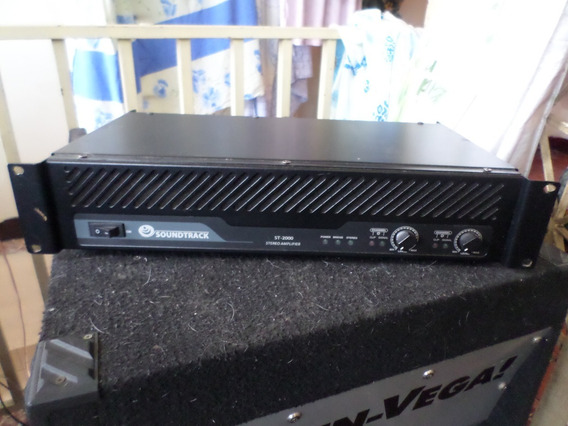 Sountrack Power Amplificador St-200