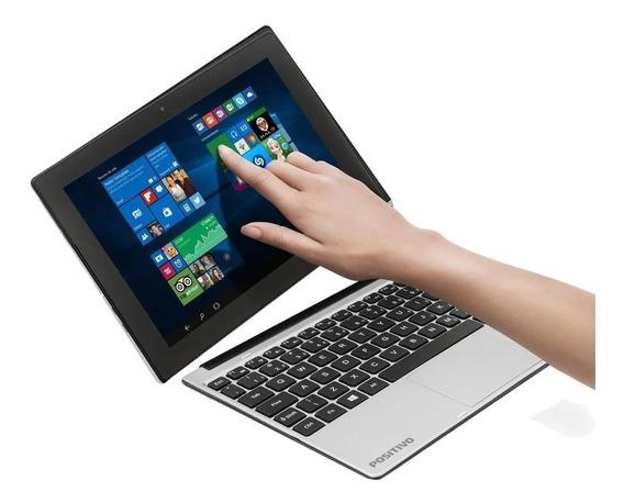 Notbook Tablet 2 Em 1 /positivo Duos Zx3040/ Usado