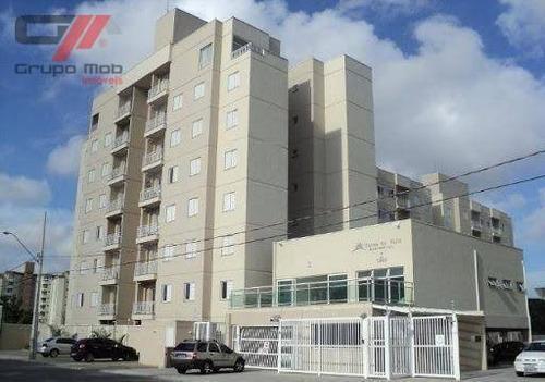 Imagem 1 de 11 de Apartamento Com 3 Dormitórios, 73 M² - Venda Por R$ 250.000,00 Ou Aluguel Por R$ 1.120,00/mês - Vila São José - Taubaté/sp - Ap0311