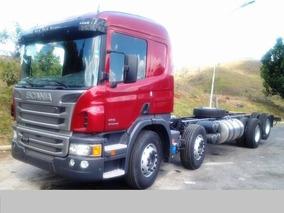 Scania P310 Automática Bitruck Completa 2017/18 0km