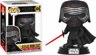 Figura Funko Pop - Star Wars - Kylo Ren Supreme Team L (308)