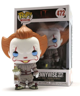 Funko Pop Pennywise It Película Stephen King 472