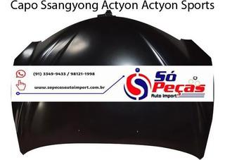 Capo Da Ssangyong Actyon Actyon Sports ( Usado ) Branco