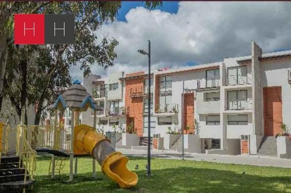 Renta Casa Tipo Townhouse En La Carcaña A Estrenar Rinconada