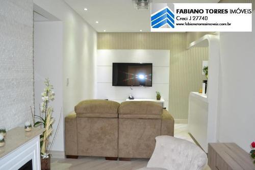 Apartamento Para Venda Em São Bernardo Do Campo, Vila Duzzi, 3 Dormitórios, 1 Suíte, 1 Banheiro, 2 Vagas - 1601_2-645456