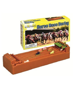 Wm Desktop Derby 6-horse Racing Game - 10 X 2.5 X 5