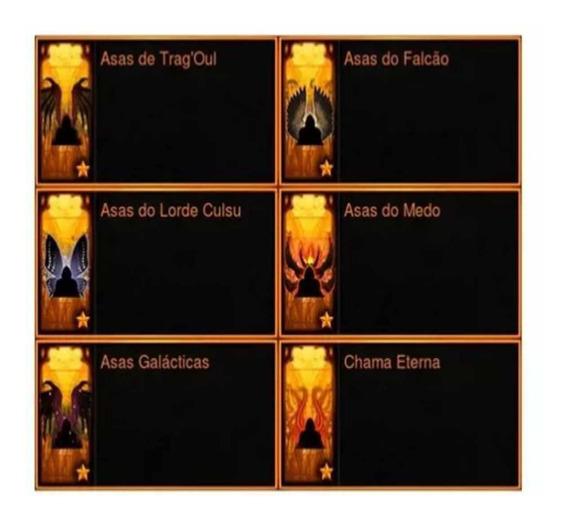 Pack Completo De Mascotes E Asas - Diablo 3 - Ps4