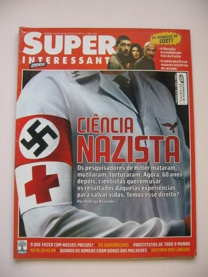 Revista Super Interessante - Nº 225 - Ciência Nazista
