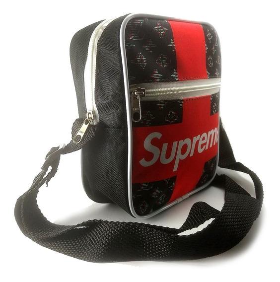 Should Bag Supreme, Alça Transversal Pronta Entrega Unissex