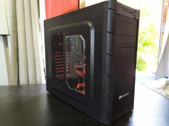 Pc Gamer / Intel 3.4ghz / 8gb Ram Ddr4 / Fonte Corsair 430w