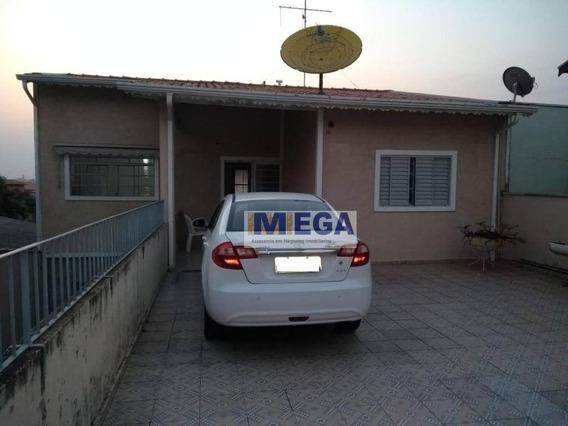 Casa Com Edícula, 250 M² Por R$ 400.000 - Jardim Itatiaia - Campinas/sp - Ca1343