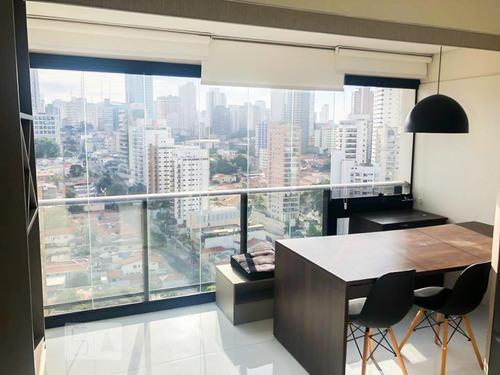 Apartamento À Venda - Vila Mariana, 1 Quarto,  38 - S893095500