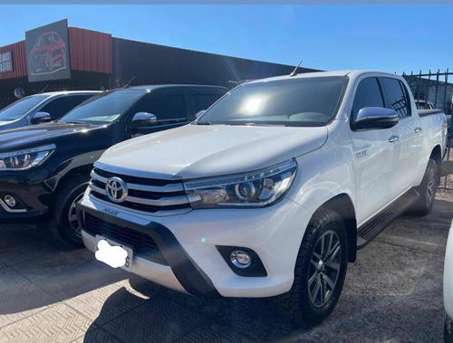 Imagem 1 de 1 de Toyota Hilux 2018 2.8 Tdi Srx Cab. Dupla 4x4 Aut. 4p