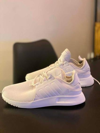 Zapatillas adidas Blancas Unisex 38.5