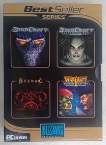 Blizzard Box - Starcraft + Diablo + Warcraft 2 ( Alemão )