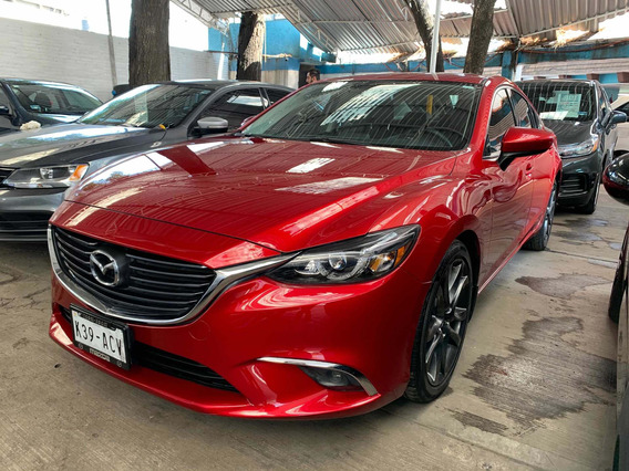 Mazda Mazda 6 2.5 I Grand Touring Plus Aut Ac 2016