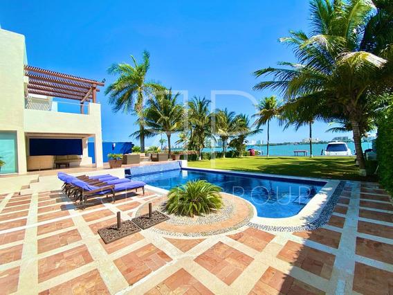 Casa En Venta En Cancún Ubicada En Pok Ta Pok, Zona Hotelera
