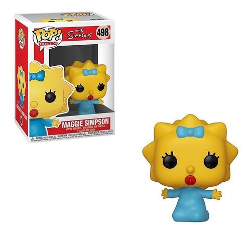 Funko Pop - The Simpsons: Maggie Simpsons #498 - Nuevo -