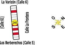 B541 - Solares En Uruguay - La Esmeralda - Dpto De Rocha