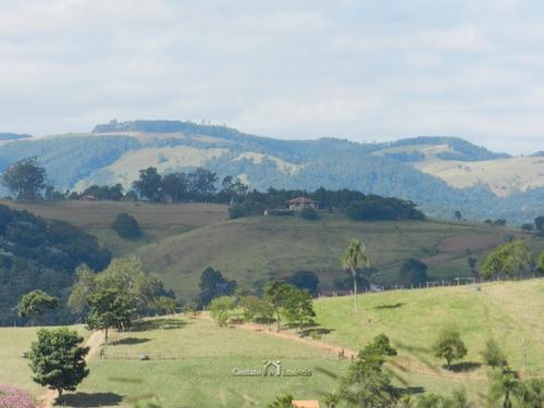Imagem 1 de 10 de Linda Área Rural À Venda Vista Panorâmica Atibaia - St0008-1