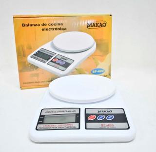 Balanza De Cocina Digital 1 Gramo Hasta 3kg - No Full