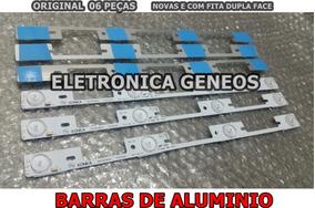 40l2400 40l5400 Dl4045 Toshiba Kit 6 Barras Novas Original