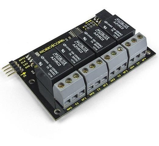 Módulo Relé Serial Para Arduino