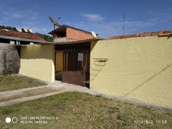 Ref - 444 Casa Em Ótimo Bairro