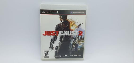 Just Cause 2 - Ps3 - Midia Fisica Em Cd Original