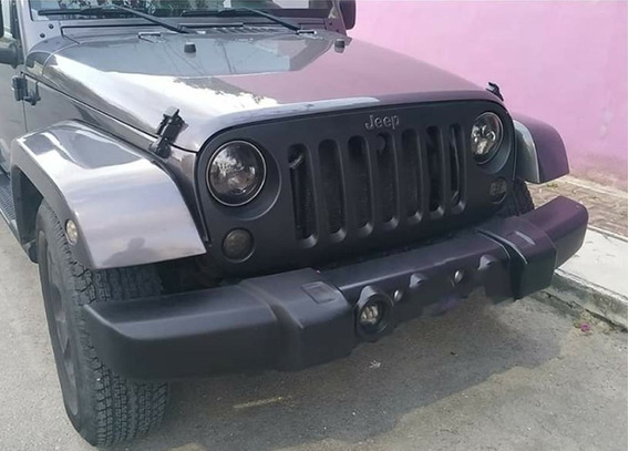 Jeep Wrangler 2007 X Unlimited 4x2 At