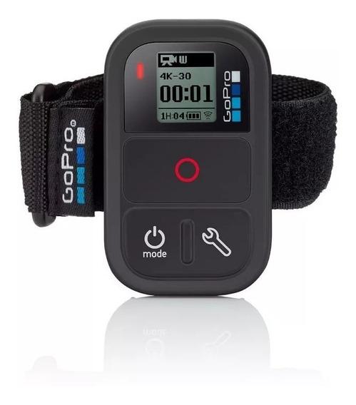 Controle Remoto Smart Remote Câmeras Gopro Hero Black Fusion