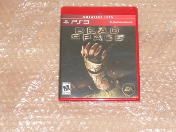 Jogo Dead Space Ps3