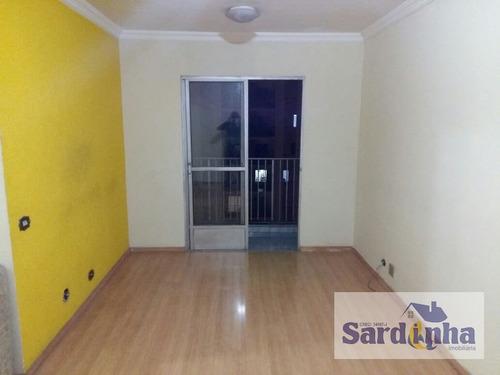 Imagem 1 de 8 de Apartamento Para Venda - Jardim Jussara - Sp - 1697