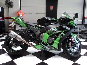 Kawasaki Ninja Zx10 R 2017 Verde