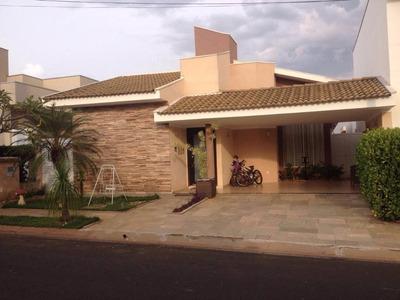 Casa Residencial À Venda, Residencial Village Damha Rio Preto I, São José Do Rio Preto. - Ca0410