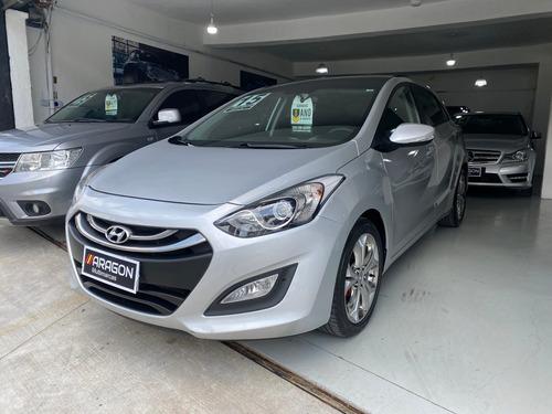 Hyundai I30  I30 1.8 16v Aut. 5p Gasolina Automático