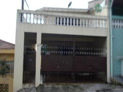 Sobrado Residencial À Venda, Jardim Santa Terezinha, Taboão Da Serra. - So0086
