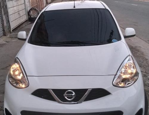 Imagem 1 de 8 de Nissan March Sv 1.0