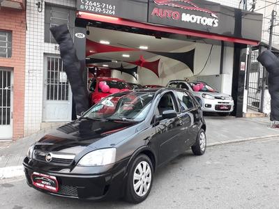 Corsa Hatch Maxx 1.4 2012 Financia Com Ou S/ Entrada