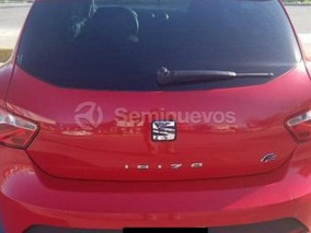 Seat Ibiza 1.2 Fr Turbo Red Pack Mt 2016