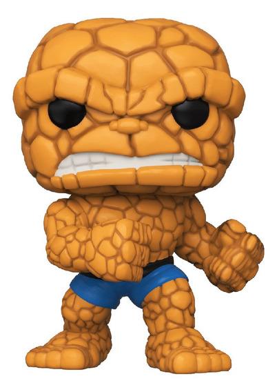 Funko Pop Marvel Fantastic Four The Thing (la Mole)