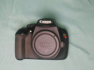 Canon T5 - Lente 75-300 - Grip- Led Yongnuo 300 Y Mas...