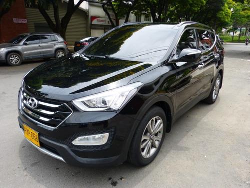 Hyundai Santa Fe At 2400cc 4x4