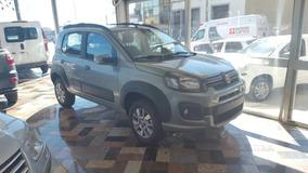 Fiat Uno Evo Way Full 100% Financiado!! Entrega Inmediata!!