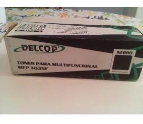 Tóner Delcop Equipos Mfp 3035/535