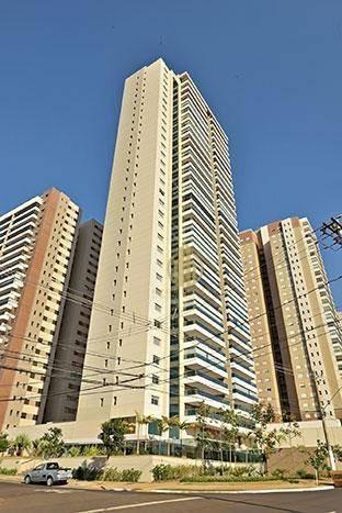 Imagem 1 de 7 de Apartamento 4 Suites E 5 Garagens - Ap0461